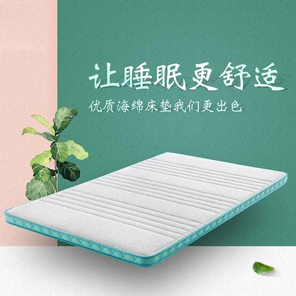【喜临门·酷睡】绿洲 6cm3D椰棕专业儿童床垫 高箱上下铺床适用 XLM-KS-LZ-CD