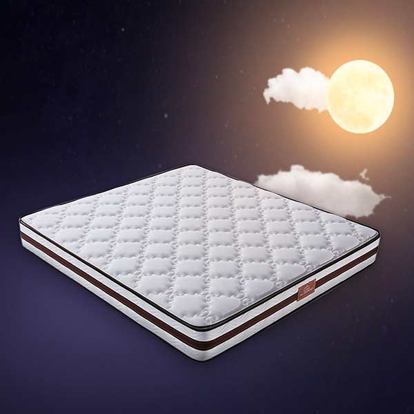 【喜临门·酷睡】酷睡1号垫  3D椰棕护脊床垫米纳米海绵双面床垫  包邮到家