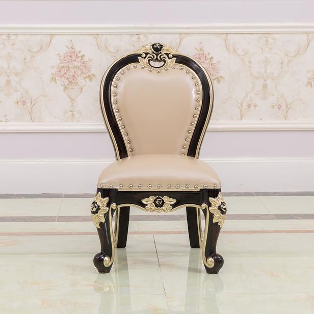 【博洛妮亚】进口桃花心新古典宝宝椅