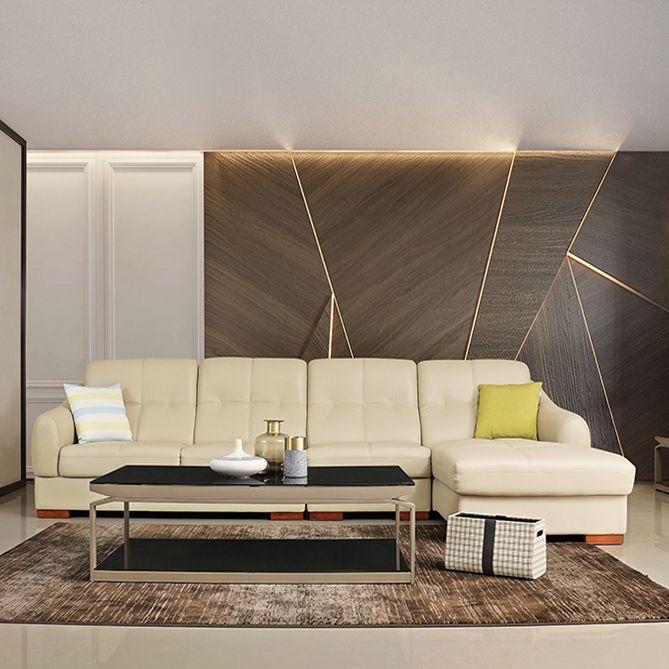 【简非】现代风格沙发  时尚百搭 高级红木脚 高密度海绵填充 J865